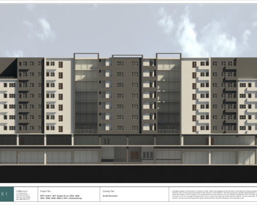 Doornfontein Social Housing2